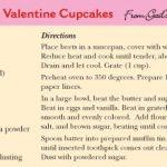 Gail's Kitchen: Valentine Cupcakes