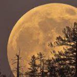 October Super Moon