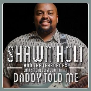 SLO Blues Society welcomes Shawn Holt & the Teardrops @ SLO Veterans Hall