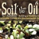"""""""Soil Not Oil"""" Film Screening"""