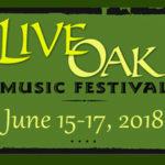 Live Oak Music Festival Tickets on Sale